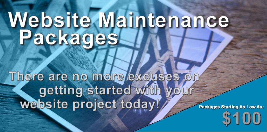 KSKM - Website Maintenance Packages